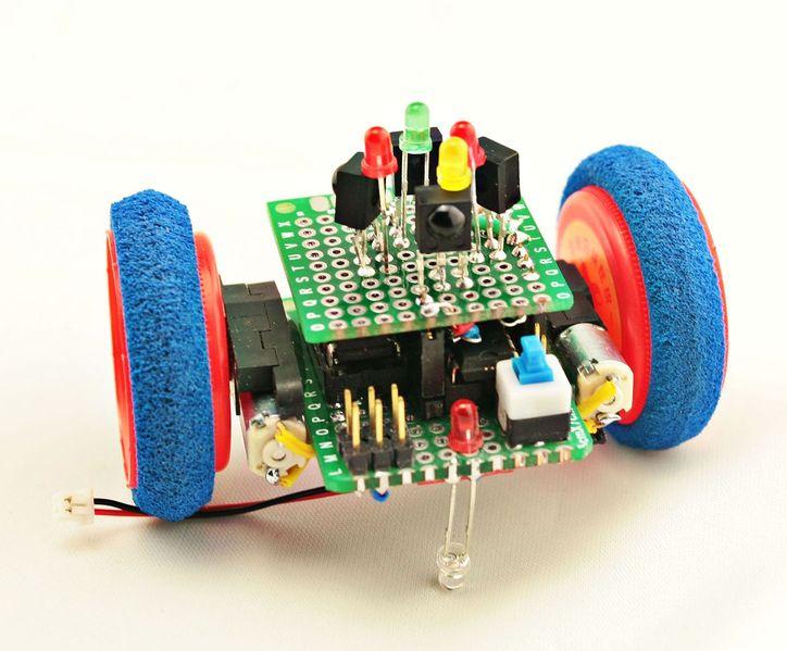 Swarm Robot prototype v2